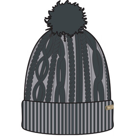 Columbia Blizzard Pass Beanie Dames, charcoal